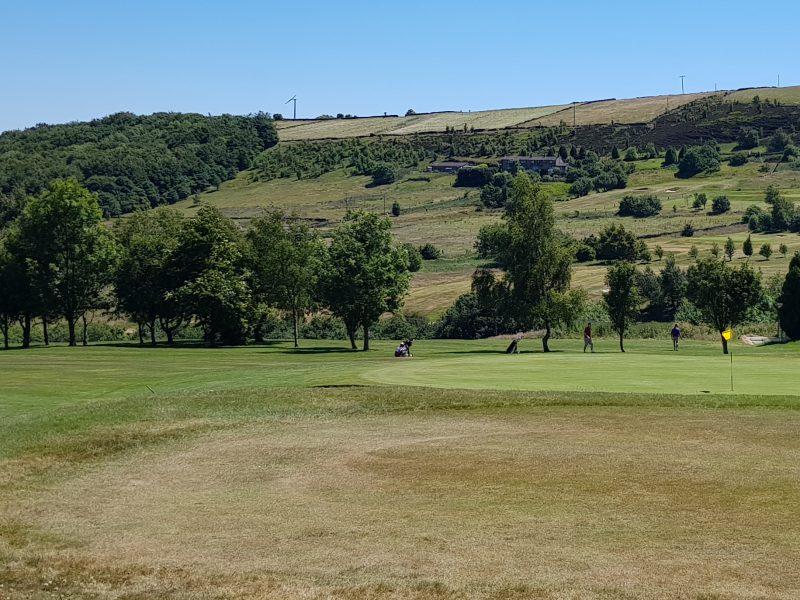 Outlane Golf Club Course