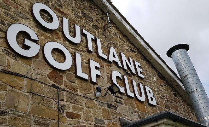 Outlane Golf Club Clubhouse